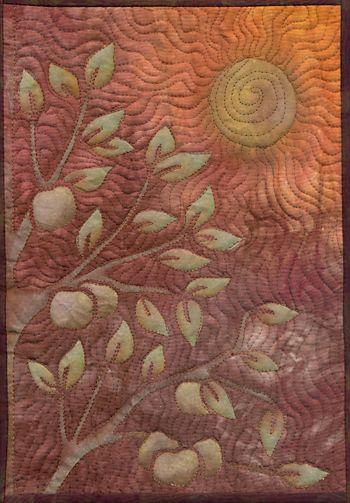 Sunny Apples by Joanna O'Neill