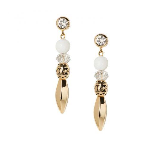 Boucles d'oreilles SAFARI par Caroline Néron. carolineneron.com