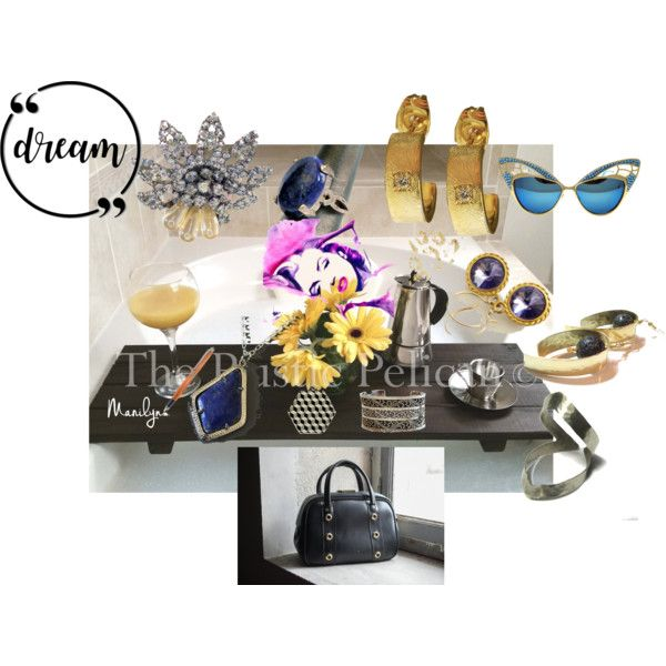 Dream by planitisgi on Polyvore featuring Lazuli, Lois Hill and dream