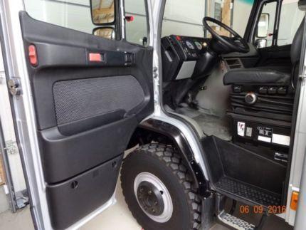 Mercedes-Benz VARIO 818 ALLRAD, EINZELBEREIFT in Hessen - Hünfeld | Wohnmobile gebraucht kaufen | eBay Kleinanzeigen