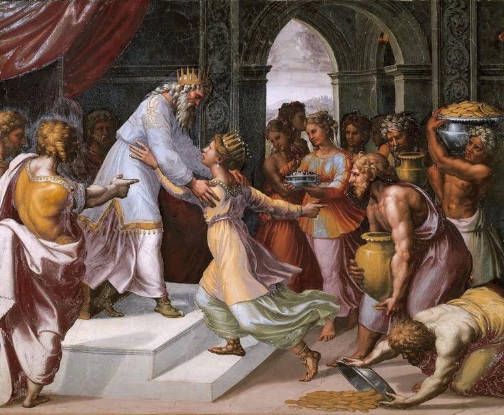 Raffaello Sanzio da Urbino) Raphael (Raffaello Santi ...