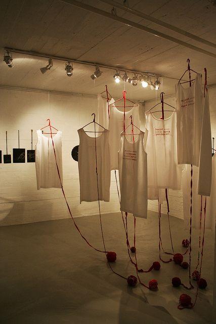 Lotta-Pia Kallio Uneton - Insomnia installation
