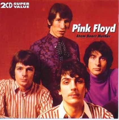 Pink Floyd Atom Heart Mother