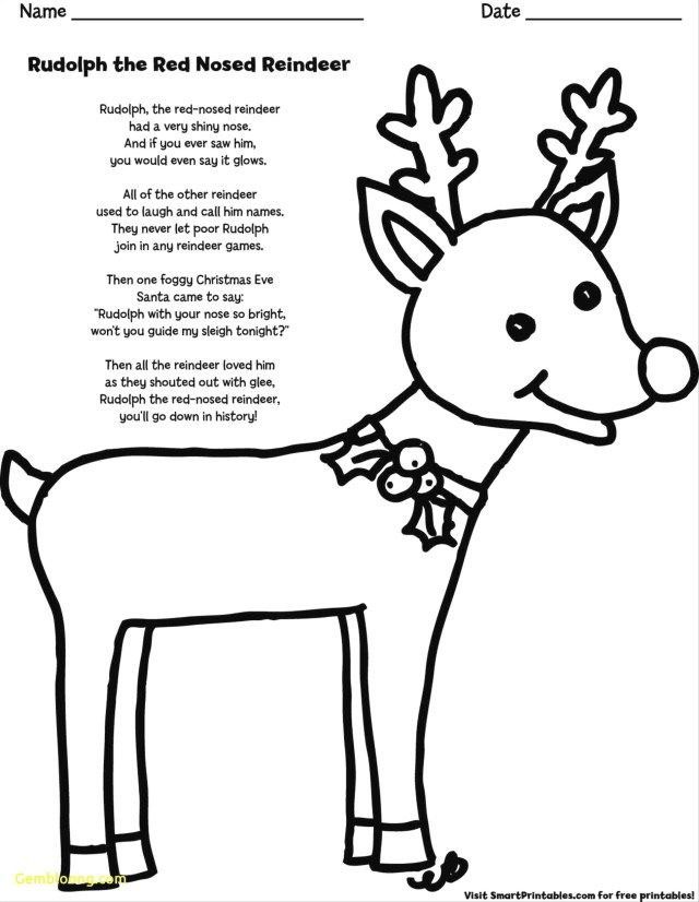 27 Exclusive Image Of Rudolph Coloring Page Rudolph Coloring Pages Snowman Coloring Pages Santa Coloring Pages