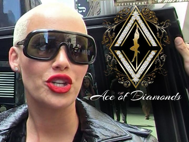 Amber Rose is being sued by Los Angeles strip club Ace of Diamonds for claiming she purchased the establishment, which the organization denies. According to gossip tabloid TMZ, Rose bragged to an audience at the All Def Movie Awards Wednesday night that she was the new owner of Ace of Diamonds strip club. Although Roses's supposed new ...