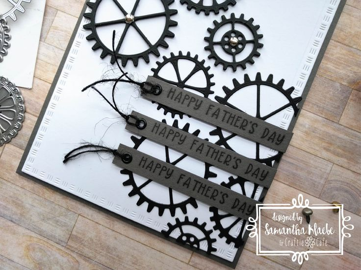 Gear up for Father's Day! Coming up this Sunday, we remember a special figure in our lives - our fathers :) We are absolutely loving this interactive and fun card by Samantha! Just check out those gears! Card instructions and video showcase below :) Blog Instructions:http://ow.ly/wbus30eKtox Video Tutorial:https://youtu.be/wKS_JgQYdto
