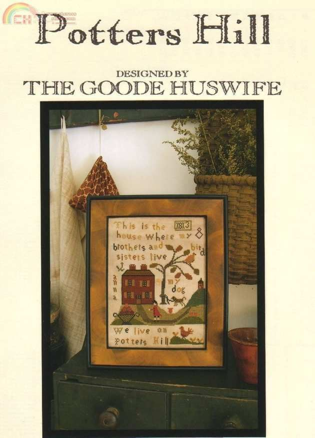 The Good Huswife | Potters Hill