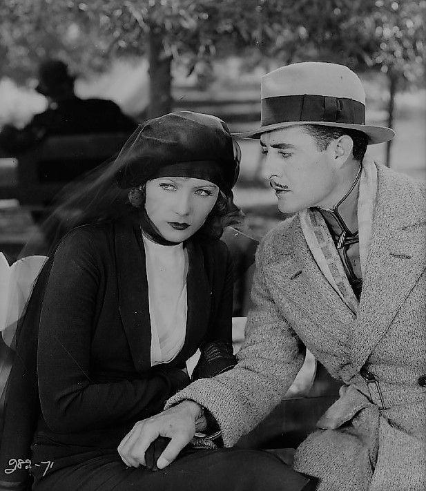 Greta Garbo and John Gilbert, Flesh and the Devil, 1926
