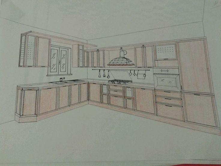 Ecco come si lavorava prima del 1998, condividiamo con voi i progetti realizzati su carta per i nostri clienti