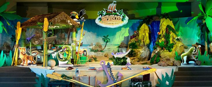 125 Best Shipwrecked Vbs 2018 Images On Pinterest Day