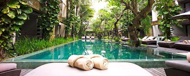 The Haven Bali Seminyak Hotel   The Haven Bali Seminyak Hotel – The Haven Bali Seminyak Hotel hanya berjarak 10 menit dengan jalan kaki dari pantai Seminyak, dengan menawarkan akomodasi yang dilengkapi dengan fasilitas TV layar datar dan Wi-Fi gratis