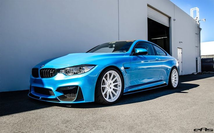 Mexico Blue BMW M4 by EAS | automotive99.com