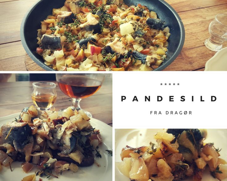 Pandesild fra Dragør - Powered by @ultimaterecipe
