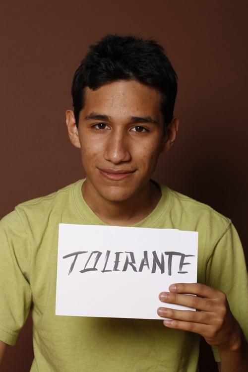 Tolerant, Ernesto Rosas, Monterrey, México.