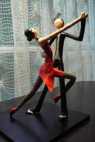 Pareja de tango - artesanum com