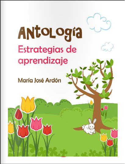Libros y materiales educativos: Antología de estrategias de aprendizaje