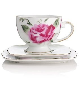 Love a good cup and saucer