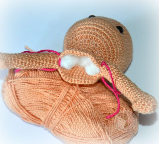 Join the world where yarn ends to be just a thread and begins the magical amigurumi creation!