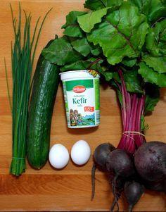 Carpe Culina: Erfrischende, polnische, kalte Rote Beete Suppe (C...