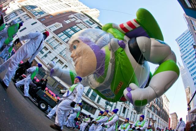 Tips for viewing the Macy's Thanksgiving Day Parade with kids: Where to find the best viewing spots, what to bring, and what to wear.