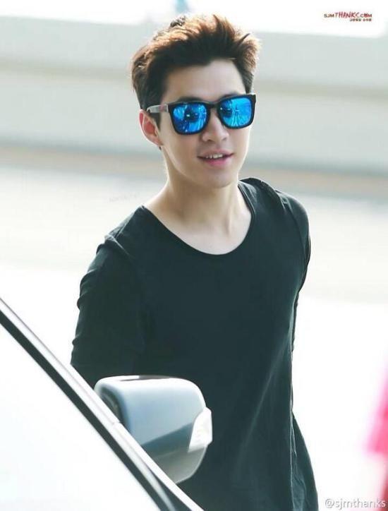 Henry Lau ~~ Super Junior M