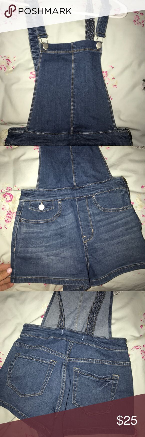 Denim short overalls from Pac sun never been worn..took tags off for Coachella and never ended up going. Now they are way too small for me. Great for festivals!!! Bullhead Other