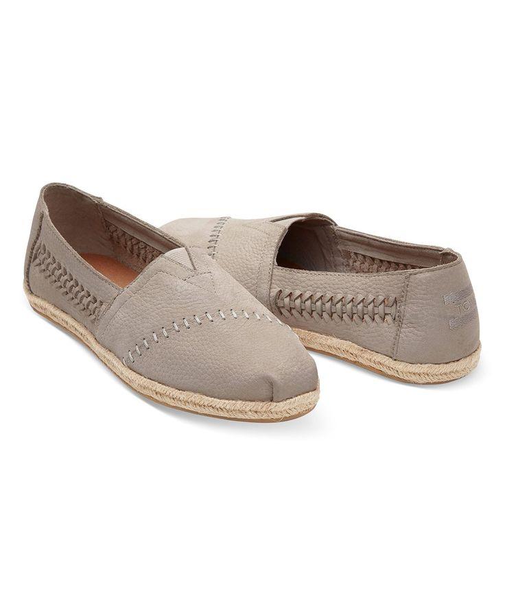 Tom S Tennis Shoes Women Gray