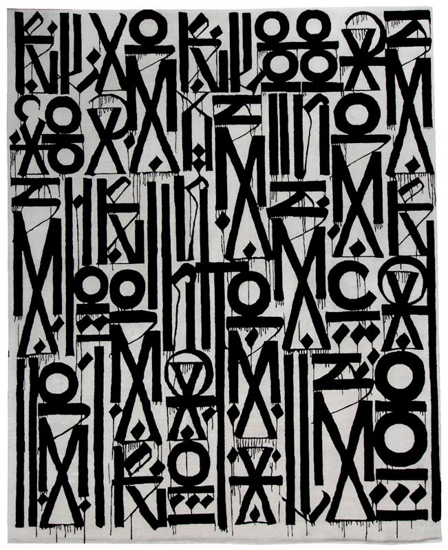 Wonderful Limited Edition By RETNA | Marc Phillips Rugs