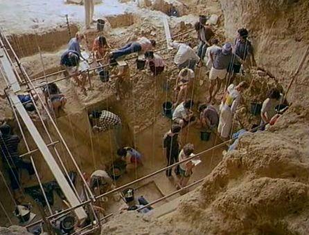 L'homme de Tautavel, 20 ans de recherches. (in french) #archeologie #prehistoire