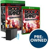 Rock Band 4 - PRE-Owned (Disc Only) - Xbox One, Multi, PREOWNED