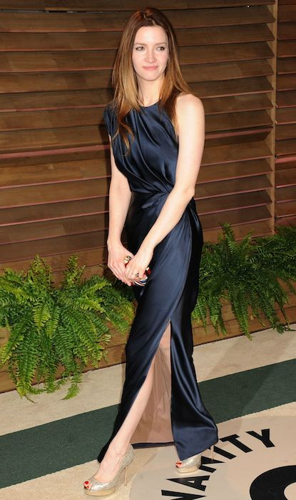 English actress, Talulah Riley at 2014 Vanity Fair Oscar Party in Hollywood....