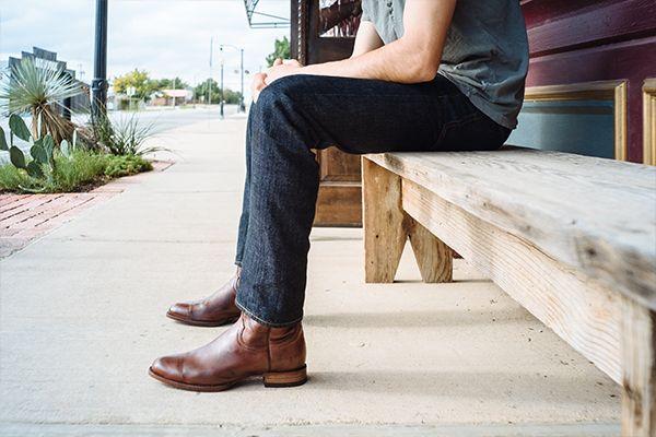 The Earl | A Classic Handmade Leather Roper Boot | Tecovas