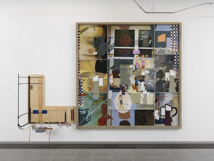 Helen Marten: Drunk Brown House; Installation View, Serpentine Sackler Gallery (29 September – 20 November 2016); Photo © Annik Wetter