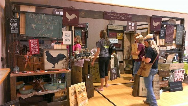 CRAFT SHOW TIPS FROM A SIGN MAKER     (Cole Camp Craft Show Spring 2014)       There are many preparations when preparing for a cra...