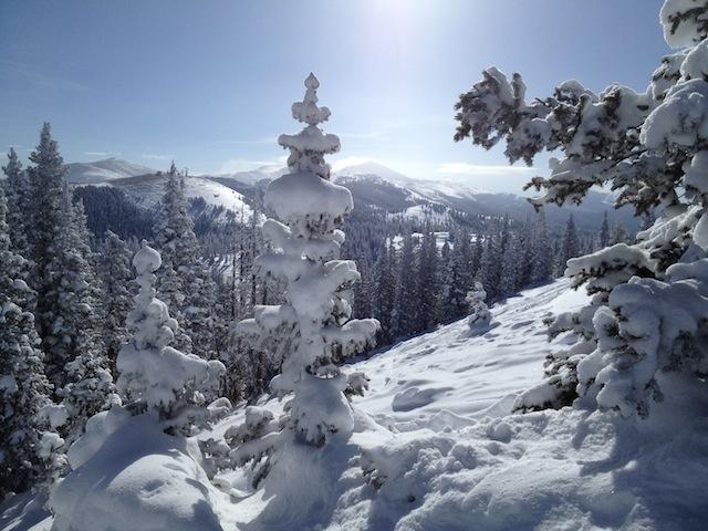 Monarch Mountain, Colorado