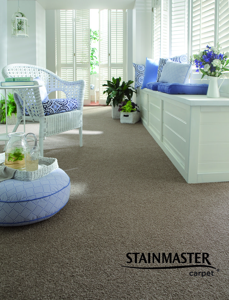 STAINMASTER® carpet comes in many colour and style combinations. A lot of them are available in our online room designer on our website. AU: http://www.stainmaster.com.au/page/design-tools/room-designer or NZ: http://www.stainmaster.co.nz/page/design-tools/room-designer When you find a carpet sample you like, head into a retailer forewarned and forearmed!