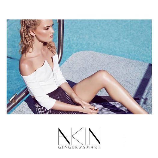 Summer lovin'…AKIN by GINGER & SMART On sale atwww.gingerandsmart.com