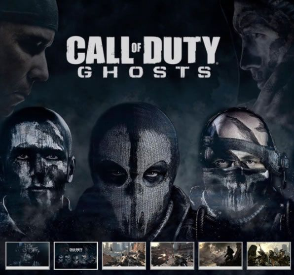 "For ""Call Of Duty: Ghosts"" video game news, review, cheat codes, images, videos, rating and more visit: GameRetina.com"