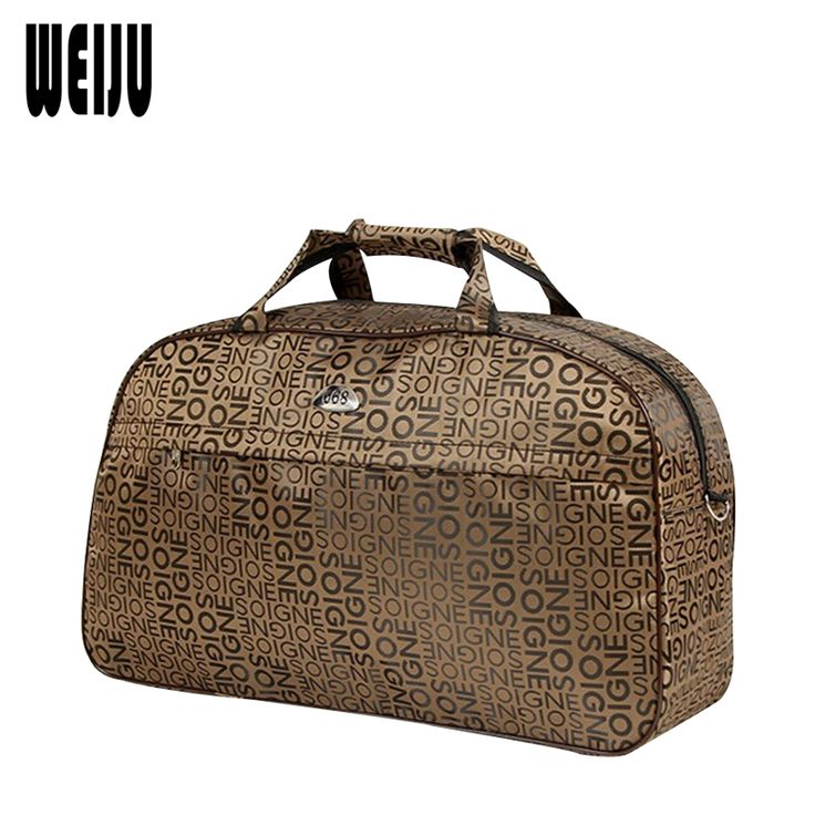 WEIJU Men Travel Bags 2017 New Fashion Casual Polyester Luggage Duffle Bags Shoulder Handbag Large Capacity Quality Travel Bags