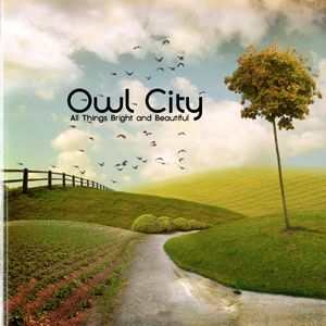 All Things Bright and Beautiful.Music, Album Covers, Adam Young, Favorite Singersband, Beautiful, Things Bright, Owls Cities, Owl City, Owlcity
