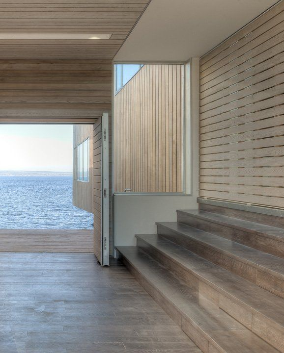Two Hulls House By MacKay Lyons Sweetapple Architects Wood ArchitectureArchitecture Interior DesignAmazing
