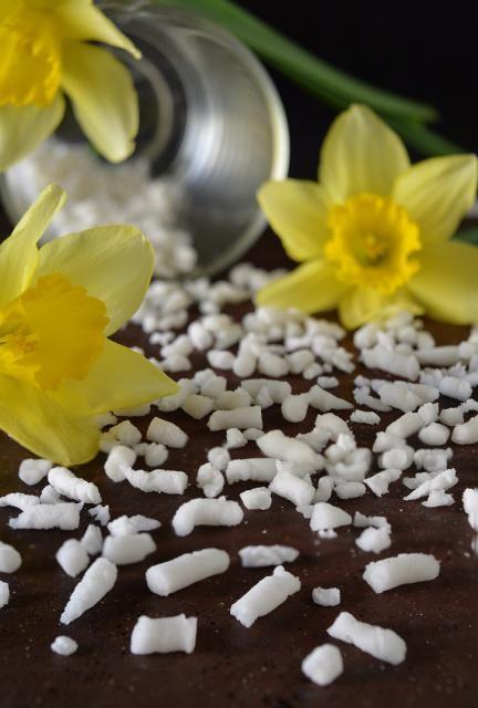 Как в домашних условиях сделать термостабильный гранулированный сахар для украшения выпечки