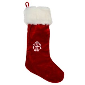 Click here to customize your monogram stocking: http://www.luxurymonograms.com/Red-Velvet-Stocking-p/p-red%20stocking.htm# $55