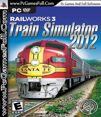 Railworks 3 Train Simulator 2012 (Video Pc Game) Highly Compressed,Setup,RIP,Free Download,Full Version,For Pc