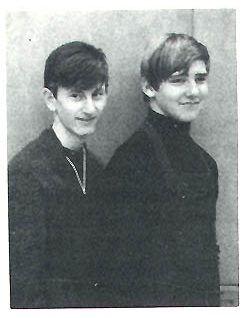 Geddy Lee & Alex Lifeson
