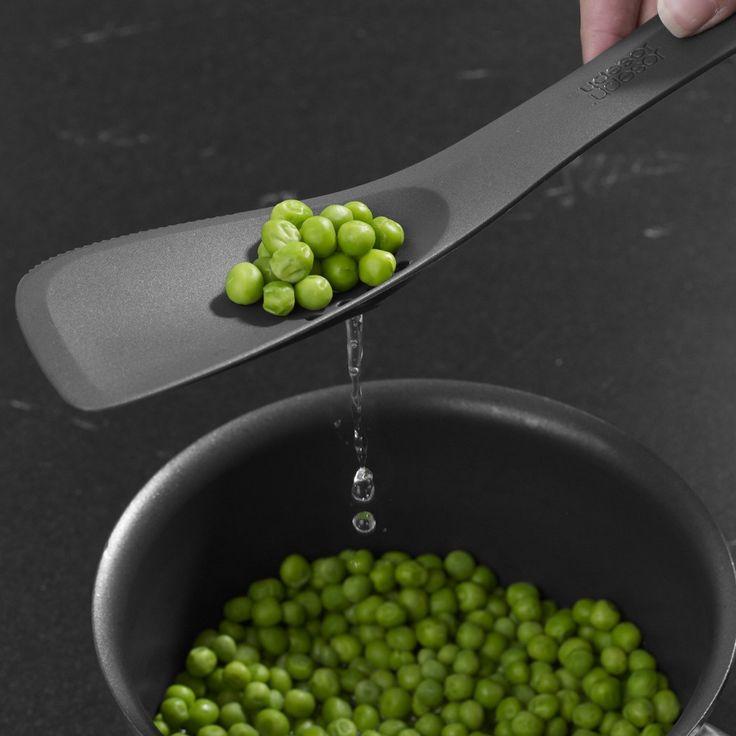 Joseph Joseph Uni-tool 5-in-1 Kitchen Utensil - Grey: Amazon.co.uk: Kitchen & Home