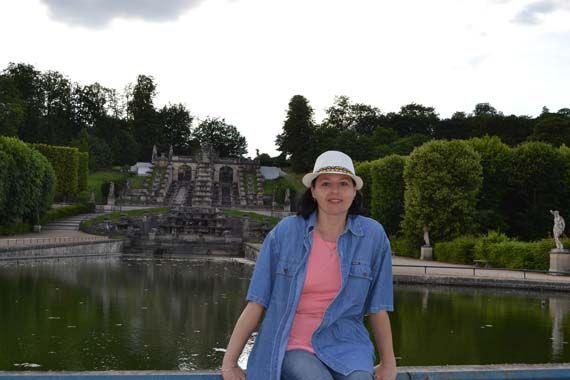 blogdetravel: Jurnal de călătorie, Franţa 2017 - Paris, Parcul S...