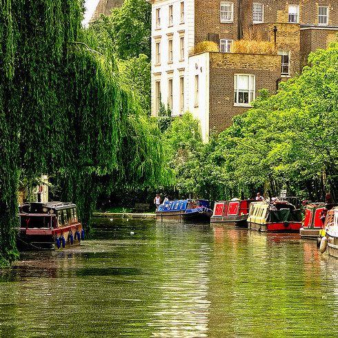 Little Venice to Camden | 17 Breathtaking Walks In London