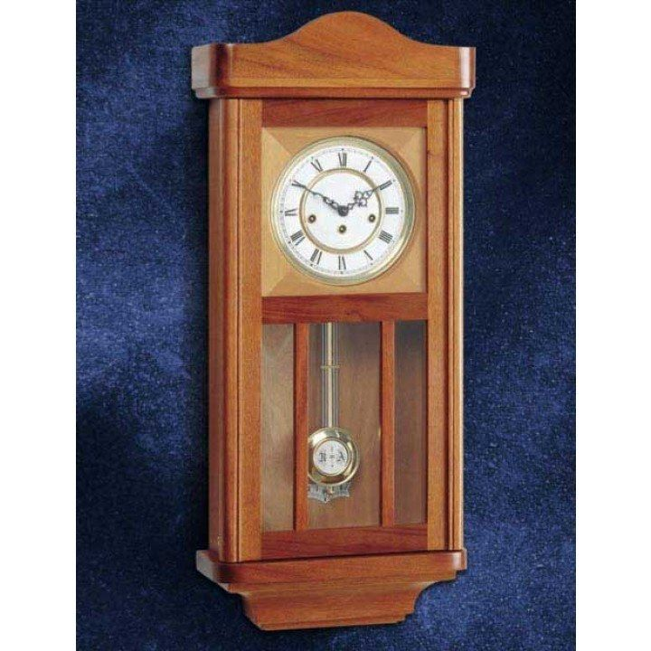Irish Parlor Clock Downloadable Plan - This clock is approximately 24 inches tall, 12 inches wide and 4 inches deep.