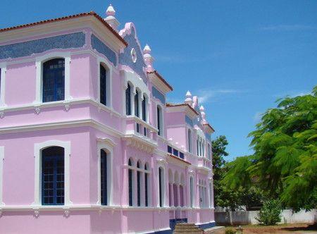 Escola de Primeiro Grau Professor Lellis. Avenida Olívio Correa Pedrosa, s/ nº, Centro, Alegre - ES, Brazil